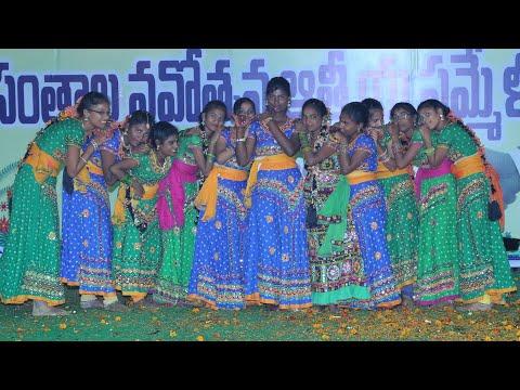 Brindavanamali Song Dance Master K Naveen Kumar