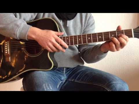 Last Christmas von Wham spielen / Gitarre lernen