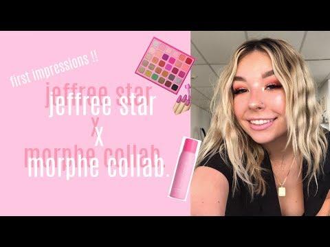 JEFFREE STAR x MORPHE COLLAB !! ♥ taylor hartmann thumbnail