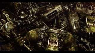 Warhammer 40000. Орки.