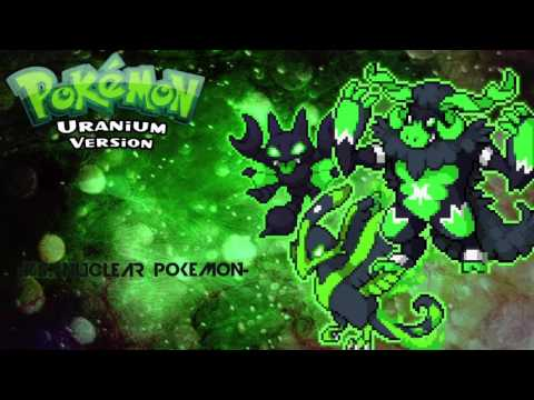 Pokémon Uranium - Battle! Vs. Wild Nuclear Pokémon