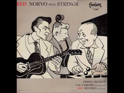 Red Norvo ‎– Red Norvo With Strings ( Full Album )