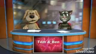 Что происходит за кадром (Тома и Бена)