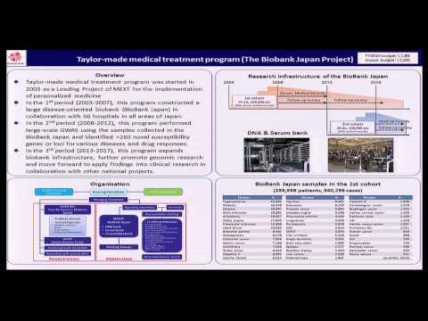 JAPAN: New Initiative for Implementation of Genomic Medicine in Japan (Okamura, Kubo, Miyano)