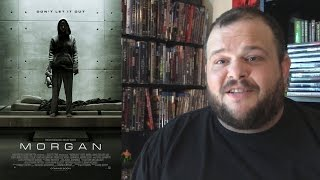 Morgan (2016) movie review science fiction