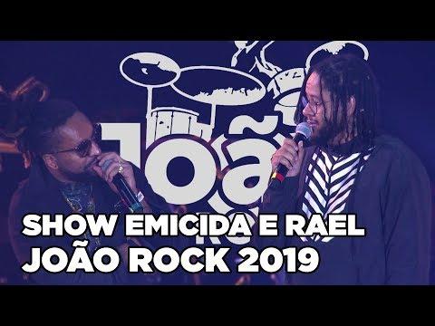 Emicida E Rael - João Rock 2019 (Show Completo)