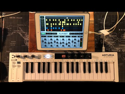 PLAYSET By Fingerlab - Drum & Synth Sequencer - Let's Explore - iPad Tutorial