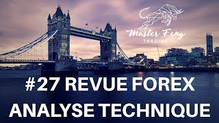 REVUE FOREX ANALYSE TECHNIQUE #27 -20 Octobre 2018 MASTER FENG TRADING