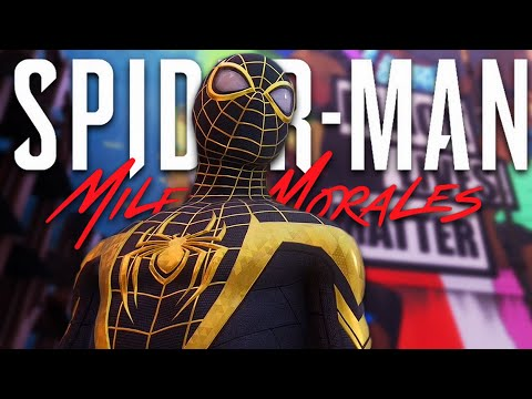 NOT READY TO SAY GOODBYE   Spider-Man Miles Morales - Part 7 (PS5)