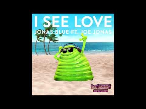 Jonas Blue - I See Love Ft. Joe Jonas (Official Instrumental)