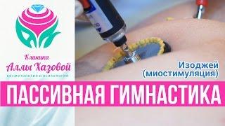видео Миостимулятор для мышц живота, груди и лица