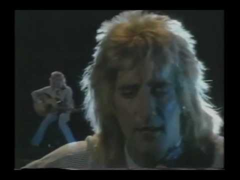 Rod Stewart - I Was Only Joking (Official Video) 1977 *RARE*