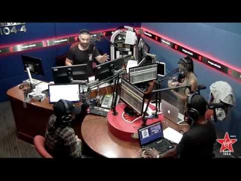 Adam Saleh takes the Kris Fade Show Lie Detector Test