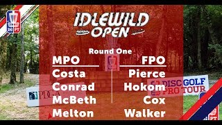 Round One 2018 Idlewild Open - FPO & MPO Coverage