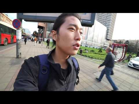 VISITING BELGRADE, SERBIA (DAY 41)
