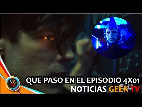 The Flash | Barry Regreso 4x01 Hero Reborn - Analisis | The CW|| Noticias Geek TV