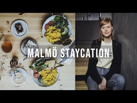 MALMÖ STAYCATION: WHERE TO EAT VEGAN + THINGS TO DO | Good Eatings