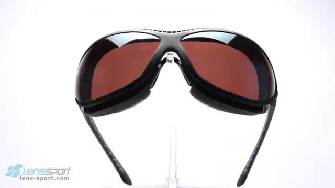 Gafas deportivas adidas Elevation Climacool Matt Black / LST ...
