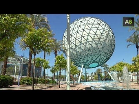 AS Microclimate, the technological legacy of the Seville Universal Exhibition Expo92  to the world