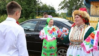 Марийская национальная свадьба