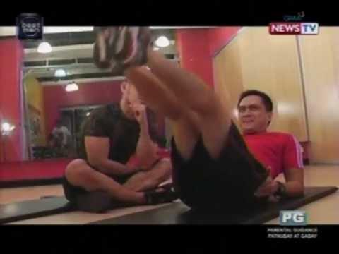 Best Men: Paano ba magkaroon ng six-pack abs?