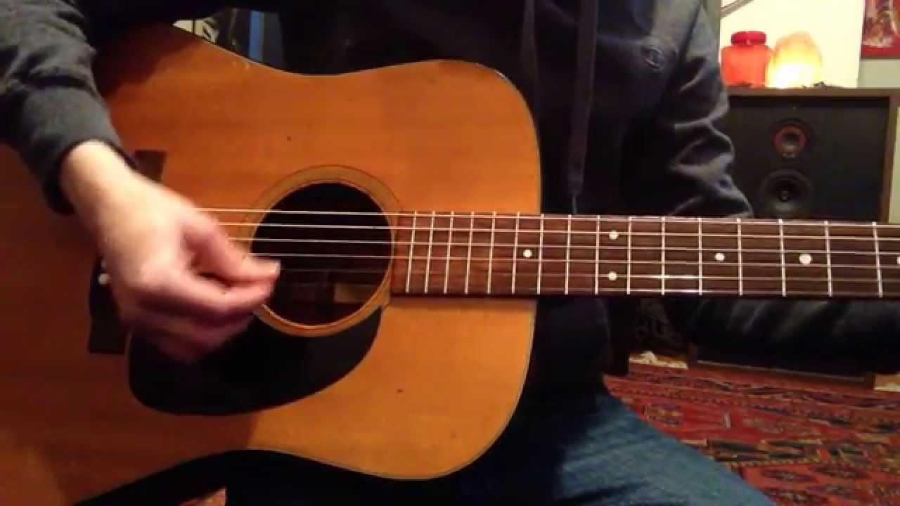 vintage martin d 18 acoustic guitar from 1973 for sale youtube. Black Bedroom Furniture Sets. Home Design Ideas