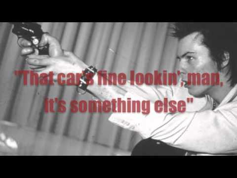 Sid Vicious - Something Else - Lyrics Video