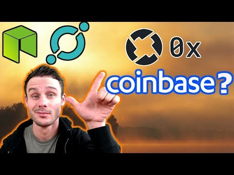 $ZRX Coinbase? | $NEO NEX, Moonlight and nOS | $ICON What Is Bezant $BZNT?