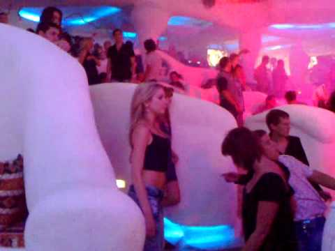 Crazy nights in Odessa Ibiza club pART 2
