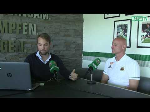 Facebook Talk mit Goran Djuricin