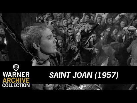 Saint Joan (1957) – The Burning of Saint Joan