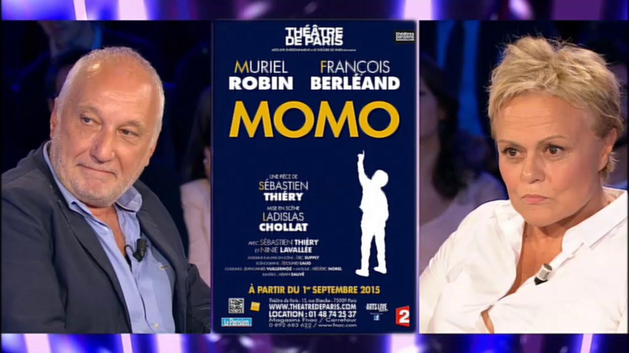Muriel robin fran ois berleand on n 39 est pas couch 29 ao t 2015 onpc youtube - Muriel robin on n est pas couche ...