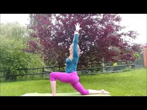 Heart Centered Yoga Flow