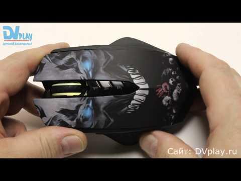 Обзор игровой мыши Bloody R8