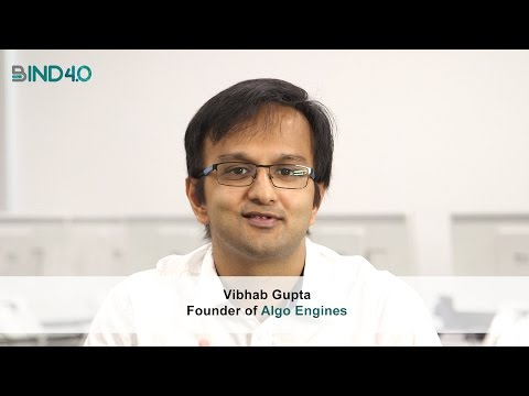 Interview to Algo Engines @ Bind 4.0