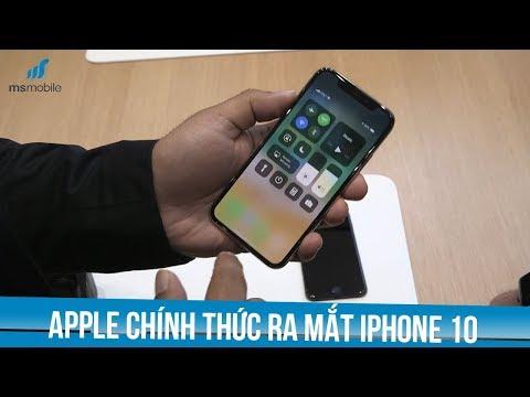 Download Youtube: Đánh giá iPhone 10 (iPhone X) - Smartphone ấn tượng nhất của Apple chính thức ra mắt