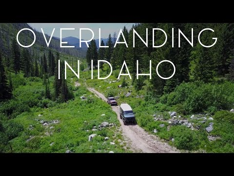Overlanding in Idaho - S3 E102