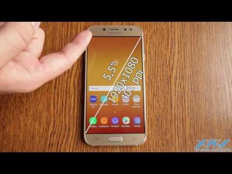 Видеообзор Samsung Galaxy J7 (2017) (XDRV.RU)