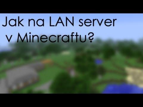 [Návod]Minecraft LAN server