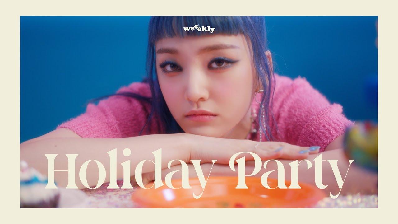 Weeekly(위클리) : 4th Mini Album  [Play Game : Holiday] Concept Film #T - Park Soeun(박소은)