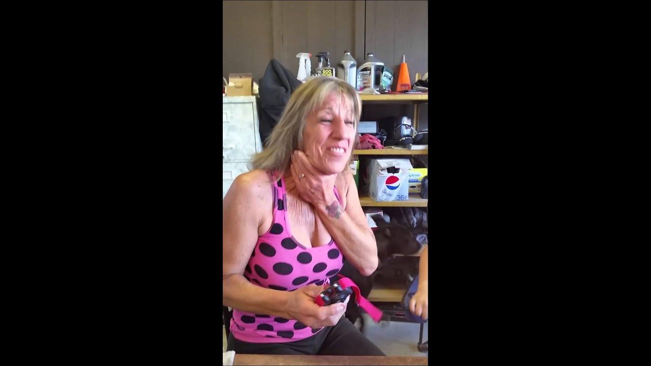 Mothers Day bark collar dummy - YouTube