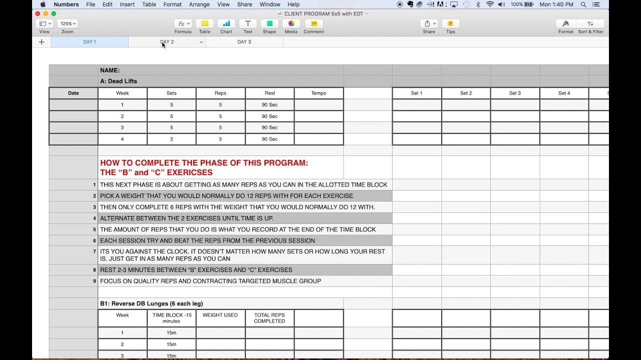ESCALATING DENSITY TRAINING PDF DOWNLOAD