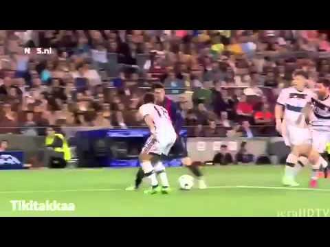 Messi vs bayer