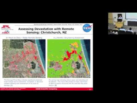 Future Scientific Computing for InSAR Geodetic Imaging