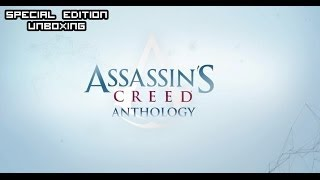 Assassins Creed Anthology unboxing (Xbox 360)