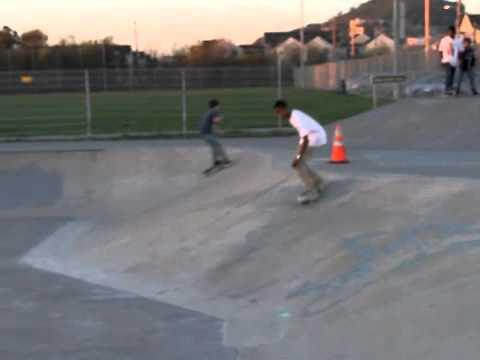 berkely skate park session 1