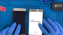Samsung N935 Galaxy Note Fan Edition Ekran Değişimi 🇹🇷