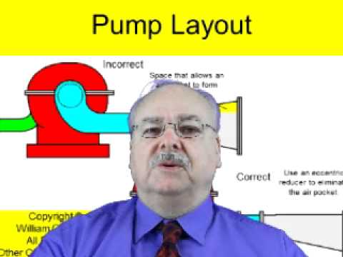 piping design course topic  pump layout, wiring diagram