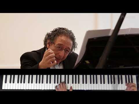 Masterclass de Jean Marc Luisada - Mazurka n°4 Op.17 de Chopin