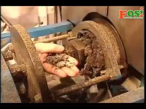 Quy trình sản xuất chế biến dầu thực vật
